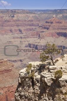 Beautiful Landscape of the Grand Canyon, Arizona.