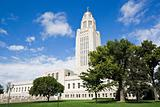 Lincoln, Nebraska - State Capitol Building