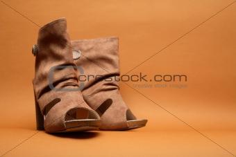 Modern Woman Shammy Shoes