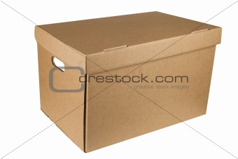 Close carton box