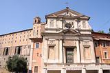 Mamertine prison in Rome, Italy