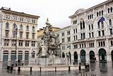 Piazza Unita, Trieste, Italia