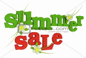 3d big phrase on sale