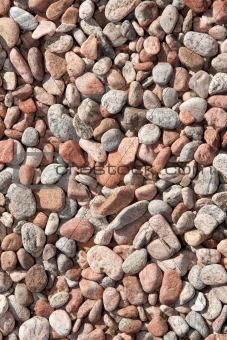 Background from stone pebble