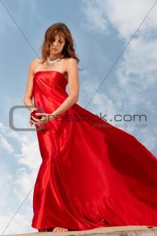 Divine woman