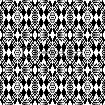 Seamless geometric pattern.