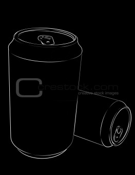 Aluminum Drink Cans