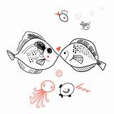 Fish lovers