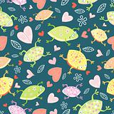 texture love frogs
