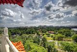 View From Top of Chinese Pagoda