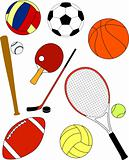 Sport equipment