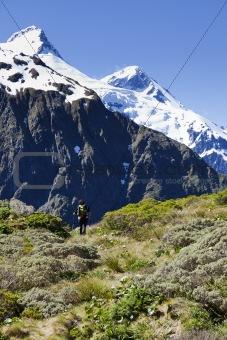 Alpine Hiker