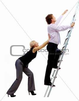 Ascending the ladder