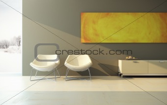 design of lounge room