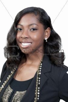 Beautiful Teenager Woman