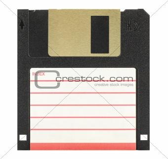 3.5'' inch floppy disk