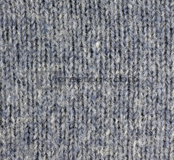 Used woolen sweater close up