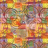 Swirls seamless