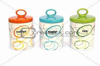Kitchen pots