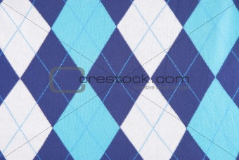 blue and turquoise background fabric