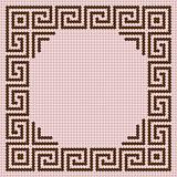 a carpet geometric pattern
