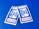 Pair of tickets