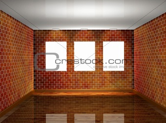 3d picture gallery