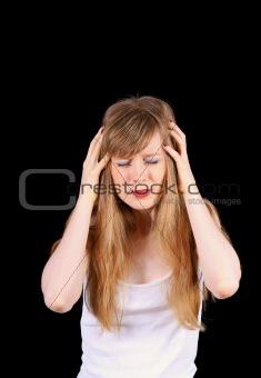 Frustrating migraine