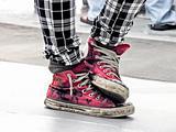 Punk young fashion