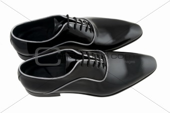 black man shoes