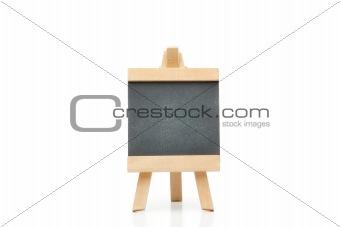 Clean chalkboard