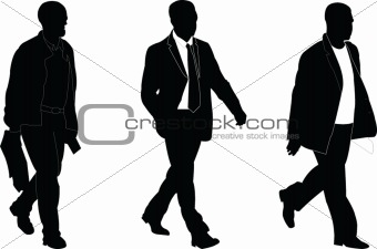 Business man 2 - vector
