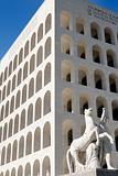 Italian Culture Palace, Rome, Italy