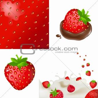 Ð¡ollection Strawberry