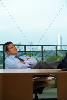 Hispanic Executive Reclining