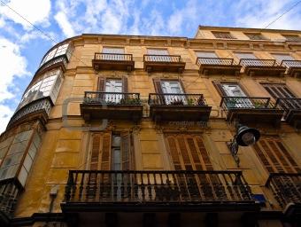 Classic Architecture - Spanish Building