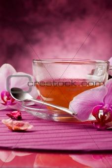 Orchid Tea