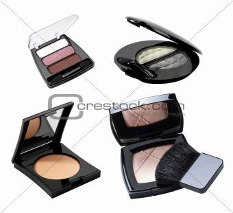 Cosmetics. Makeup accessories.