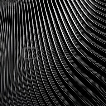 Abstract black textured background.