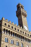 Old clock tower - Palazzo Vecchio