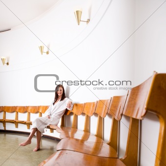 Spa Waiting Area