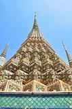 Ancient Pagoda or Chedi at Wat Pho
