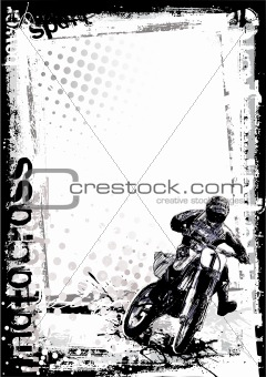 motocross dirty background