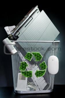 hardware trash