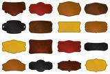 Leather Set Of Frames