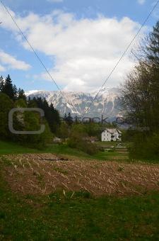 Bled. House