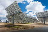 Solar Power Generation,  Heliostats