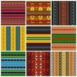 Decorative traditional pattern set