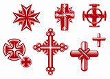 Religious crosses