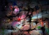weblike abstract